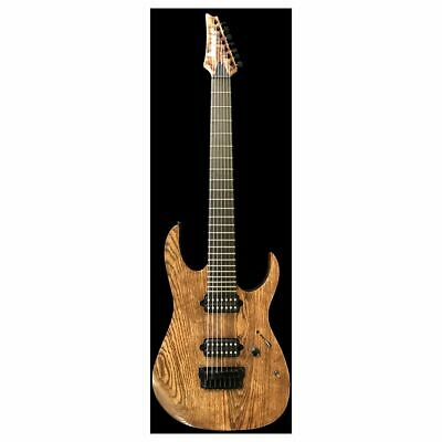 Ibanez RGIXL7-ABL 7-Saiter E-Guitar In Antique Brown Stained Low Gloss • 748.54£
