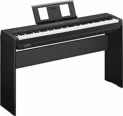 Yamaha P-45 Digital Piano Bundle With L-85 Stand • 577.02£