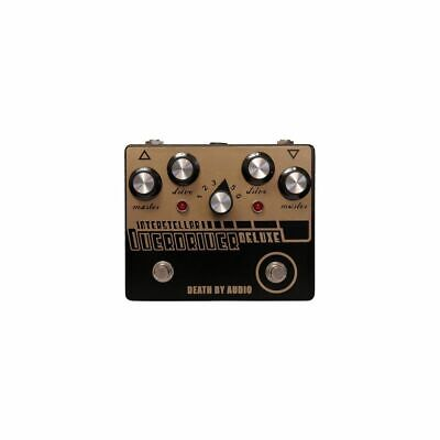 Death by Audio Interstellar Overdriver Deluxe - Overdrive Pedal
