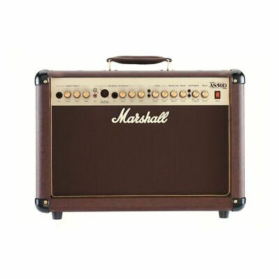 Marshall AS50D 50 Watt Acoustic Combo - Acoustic Amplifier • 282.62£