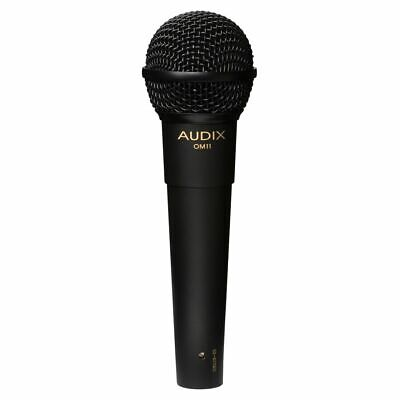 Audix OM11 - High-Quality Dynamic Microphone For Stimmen • 220.44£