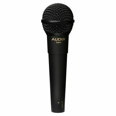 Audix OM11 - High-Quality Dynamic Microphone For Stimmen • 243.77£