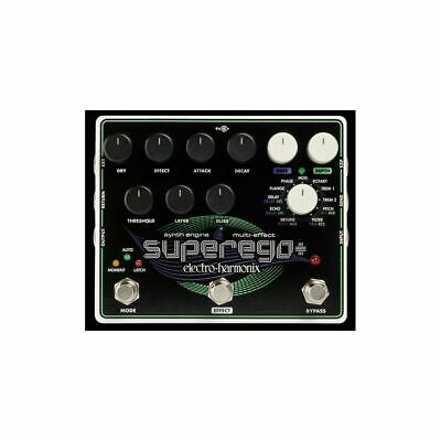 Electro-Harmonix Superego Plus - Synth Engine & Multi-Effect • 246.76£