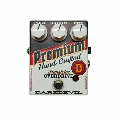 Daredevil Pedals Premium Overdrive - Effects Pedal • 162.04£