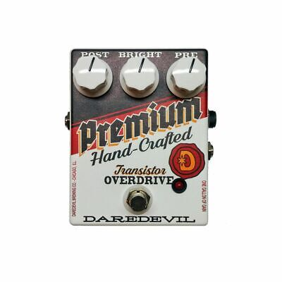 Daredevil Pedals Premium Overdrive - Effects Pedal • 191.50£