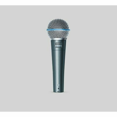 Shure Beta 58 A Dynamic Vocal Microphone • 160.58£