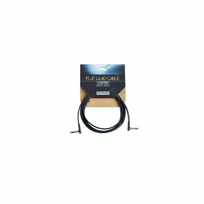 ROCKBOARD Flat Lead Cable 300 CM - Instrument Cable (Angled)