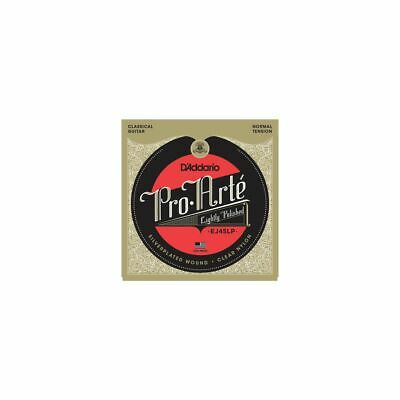 D'Addario EJ45LP Pro-Arté Lightly Polished Composite Normal Tension • 25.88£