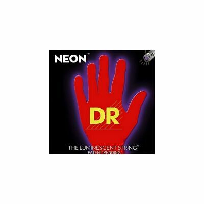 DR Hidef Red Neon Heavy 011