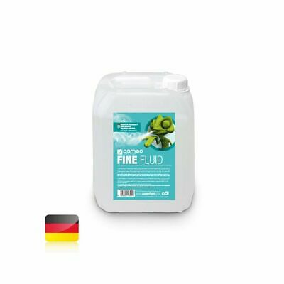 CAMEO Fine Fluid 5L - Haze-Effekt Fog Fluid - Fine Density And Long Durable • 15.86£