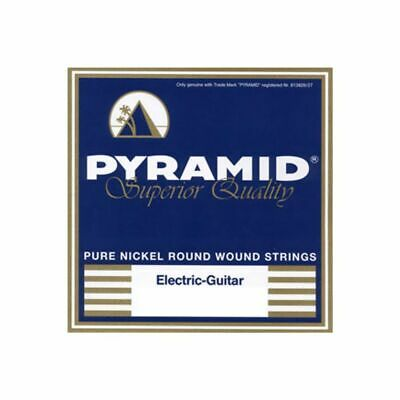 PYRAMID Pure Nickel, Light .009 042 - String Set for Electric Guitar