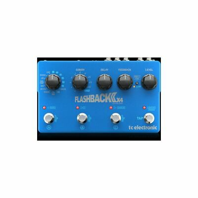 TC Electronic FLASHBACK 2 X4 Delay & Looper • 184.85£