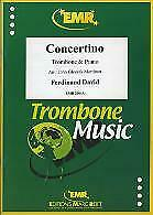 David: Concertino in E Flat Op 4 Editions Marc Reift