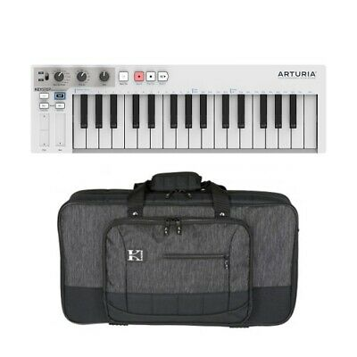 Arturia KeyStep 32 Note Sequencer/Controller W/ Kaces KB2512 Luxe Series Bag • 130.37£