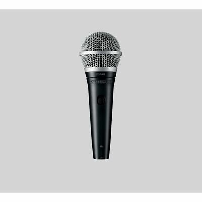 SHURE PGA48 - Dynamic Micro For Language And Karaoke ( Incl. 4,5m XLR Cable)