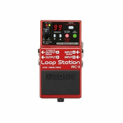 Boss RC-3 Loop Station - Effects Pedal • 143.39£