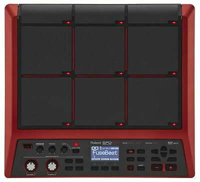 Roland SPD-SX Special Edition Sampling Pad-Red W/ 16GB Internal Memory • 632.76£
