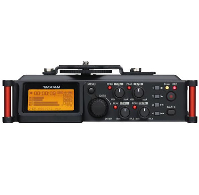 Tascam DR70D Recorder Multi-Track Portable • 246.87£