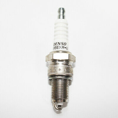 Denso W16EXR-U Pack Of 4 Spark Plugs Replaces 067700-1571 09482-00504 BPR5EY • 9.38£