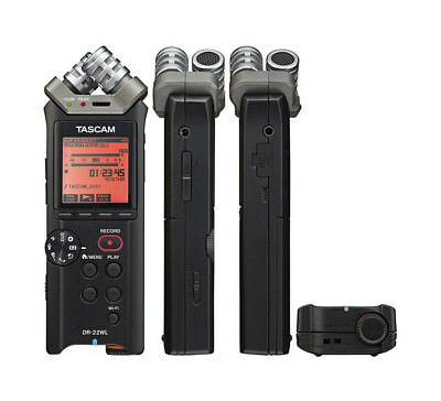 Tascam DR-22WL - Recorder Digital Portable Wifi • 129.83£