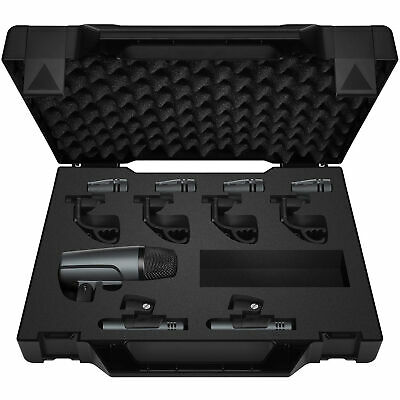 Sennheiser DrumKit600 Microphone Set Drum Kit 600 With E602 E604 E614 And Case • 804.82£
