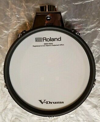 Roland® PD-85 Electronic Mesh Drum Pad 8 In. V-Pad Dual Trigger Electric Drums • 114.20£