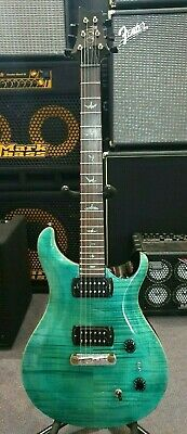 Prs Se Pauls Guitar Aqua & Gig Bag, B Stock • 699£