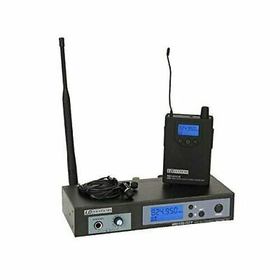 Ld Systems LDMEI100G2 - Mei-100g2 Wireless In-Ear Monitoring System One Size  • 199.62£