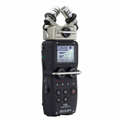 Zoom H5 – Recorder 4 Tracks Handheld • 262.70£