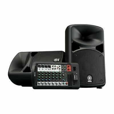 Yamaha Stagepas 600BT Portable PA System With Built-In Bluetooth Connectivity • 755.28£