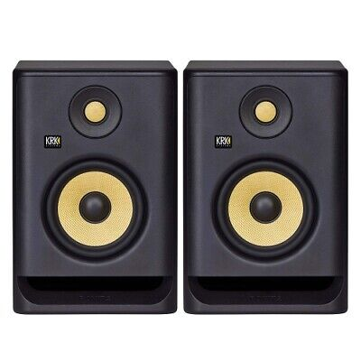 KRK RP5G4 ROKIT 5 G4 5  2-Way Active Studio Monitor (Pair) • 261.87£