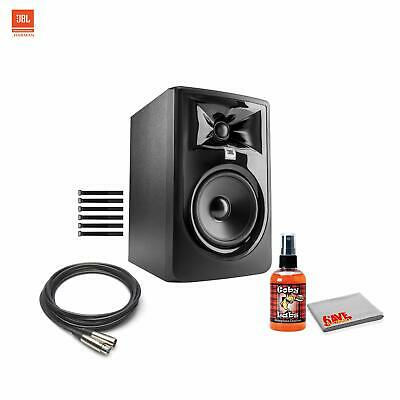 JBL 305P MkII Powered 5 Inch Two-Way Studio Recording Monitor +Sanitizer Spray F • 139.78£