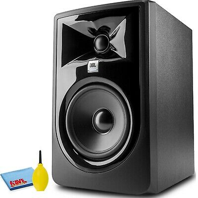 JBL 305P MkII 5  Powered Studio Monitor +Power Cord, High-Quality Dust Blower An • 125.65£