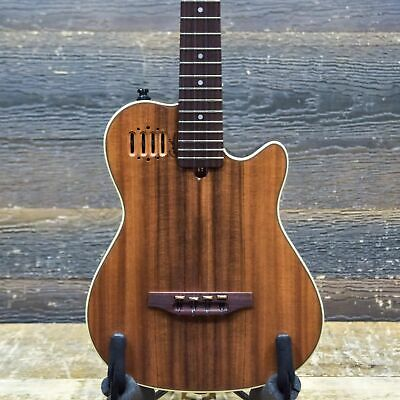 Godin MultiUke Koa Natural HG  B-Stock  Tenor El.-Ac. Ukulele W/Bag #19282226 • 778.41£
