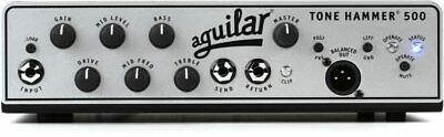 Aguilar Tone Hammer 500 - Super Light 500 Watt Bass Amplifier • 638.66£