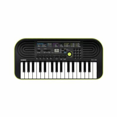 Casio SA-46 Mini-Keyboard With 32 Buttons • 45.36£