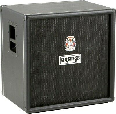 Orange Bass Cab OBC410 Great Condition • 400£