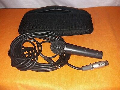 Behringer ULTRAVOICE XM8500 Dynamic Handheld Microphone • 35£