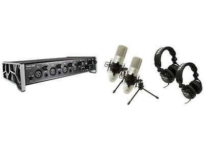 Tascam US 4x4TP Trackpack 4x4 Pack Di Registration • 308.27£