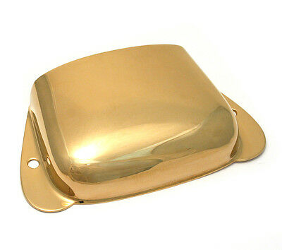 Genuine Fender Vintage Precision P Bass Gold Ashtray Bridge Cover 002-7724-000 • 11.49£