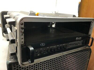 Ampeg SVT-3 Pro 450W Tube Preamp Bass Guitar Amplifier Head With Flight Case. • 350£