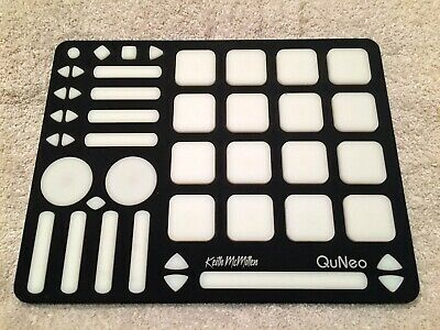 Keith McMillen QuNeo Multi-Touch Drum Pad Controller • 101.58£