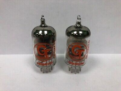 Groove Tubes12AX7C Chinese Lot Of 2 Vacuum Tubes Used & Tested  • 16.17£
