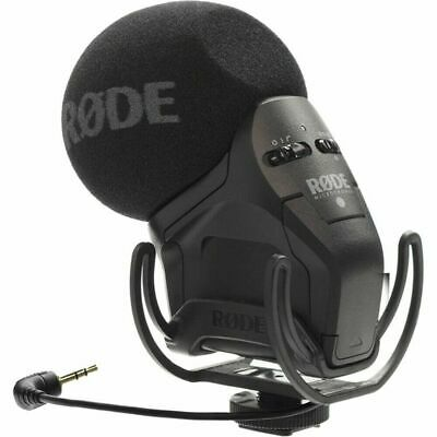 Rode Stereo VideoMic Pro Rycote Stereo On-camera Mic SVMP-R (Authorized Dealer)  • 178.13£