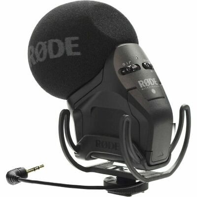 Rode Stereo VideoMic Pro Rycote Stereo On-camera Mic SVMP-R (Authorized Dealer)  • 182.28£