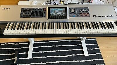 Roland Fantom G8  88 Key Weighted Action Keyboard Workstation • 1,150£