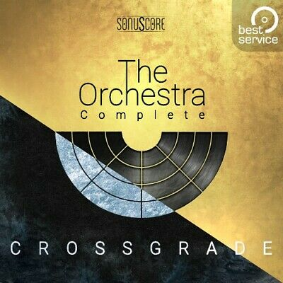 New Best Service SonuScore The Orchestra Crossgrade From Strings Of Winter • 237.41£