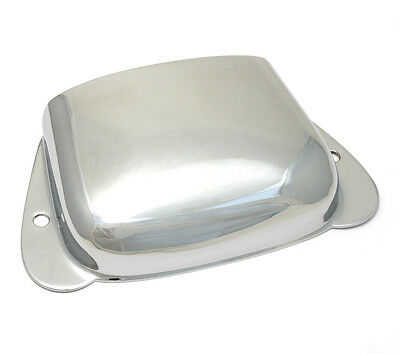 Genuine Fender Vintage Precision P Bass Chrome Ashtray Bridge Cover 001-0108-000 • 13.25£