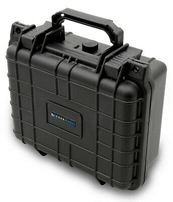 Audio Equipment Case Fits Roland VT-4 , Rubix22 Go Mixer Pro And More In Foam • 24.76£