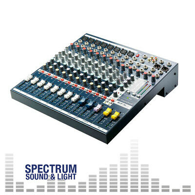 Soundcraft - EFX8 Mixer - With Lexicon FX [EFX8] Mixing Desks Analogue Mixers • 295£
